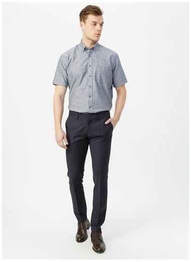Fabrika Fabrika Lacivert Erkek Klasik Pantolon Lacivert